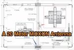 A 20 meter Moxon Antenna