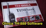Olinca TH-888 SV8 Programming Software