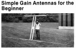 Simple Gain Antennas for the Beginner