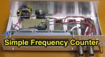 Simple Frequency Counter