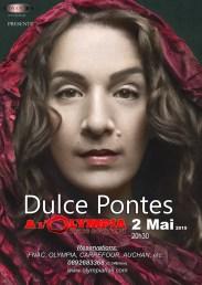 Dulce Pontes Olympia 2015