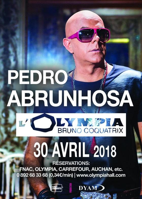 Pedro Abrunhosa - Olympia