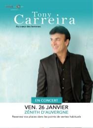 Tony Carreira - Clermont Ferrand