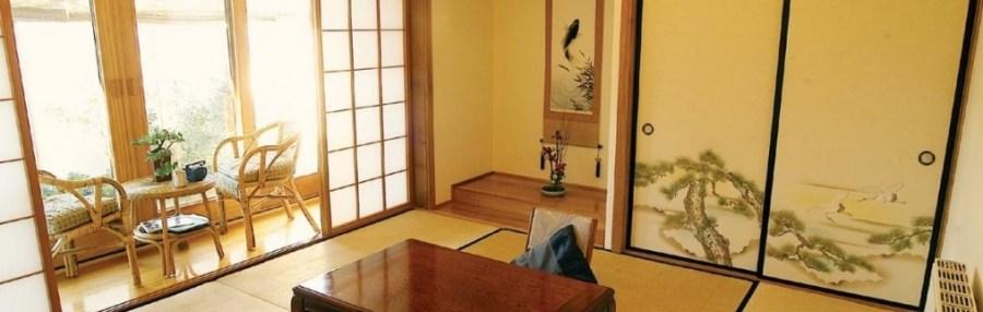 SAORI Immersive Retreat room