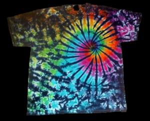 dyemasters tie-dye shirt