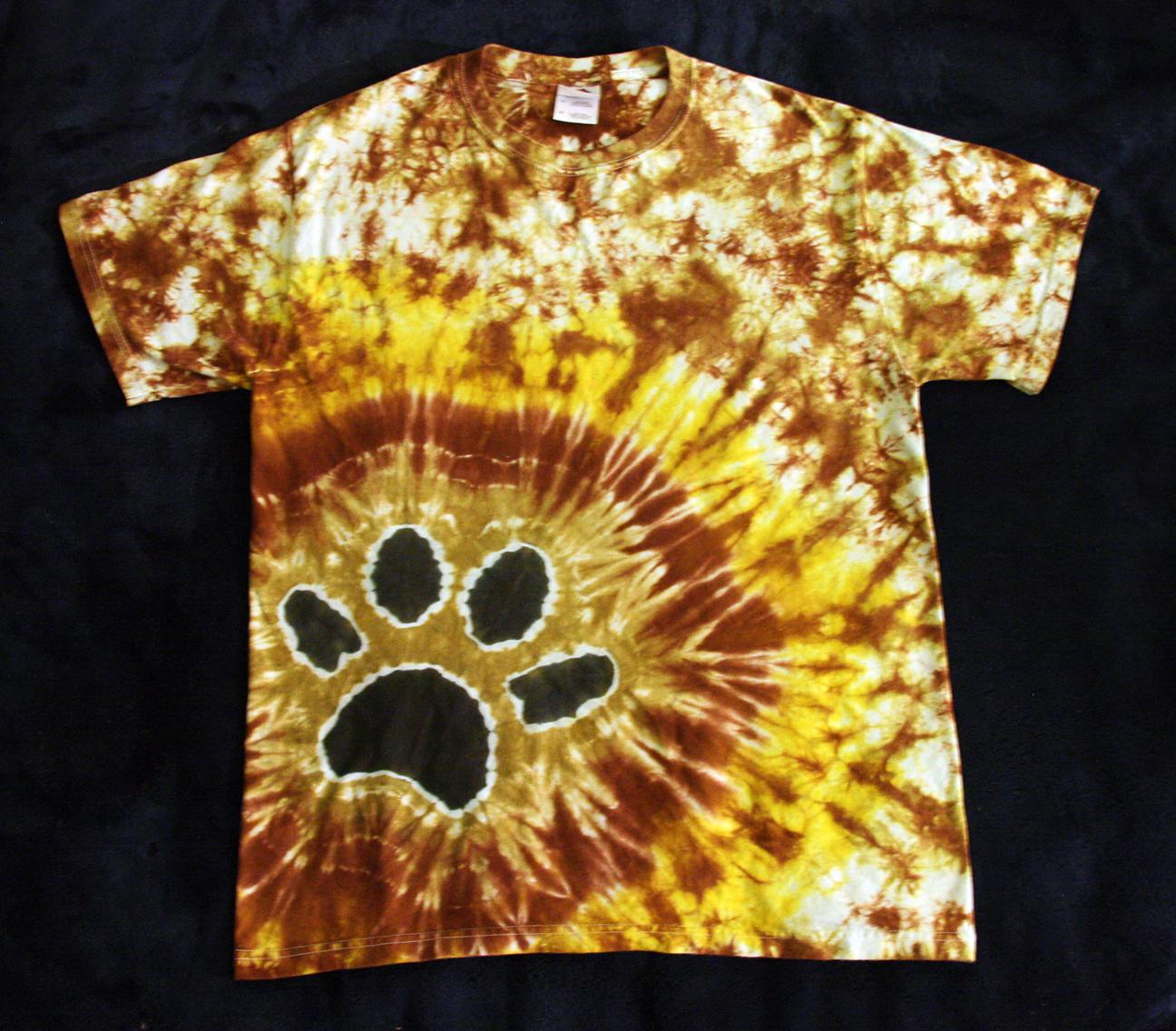 9b54c1399fe9 Dog Paw Print T Shirts - BCD Tofu House