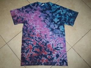 tie dye, tie-die, tie-dyed, tie dyed, shirt, pink