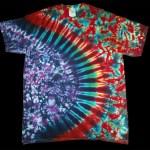 tie dye, tie-dye, tie dyed, tie-dyed, marble, zipper, shirt