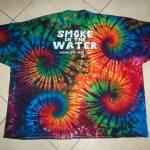 dyemasters tie dye shirt