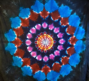 dyemasters tie-dye tapestries