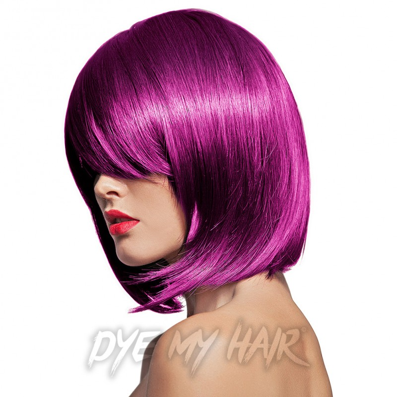Splat Berry Blast Semi Permanent Hair Dye Purple Violet