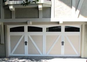 Clopay Coachman Tudor Steel Door