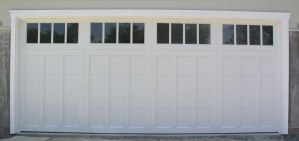 Clopay Coachman Steel Door