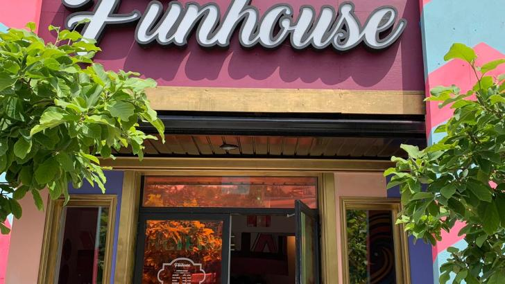 You'll Trip Out At This New Art Maze – The Funhouse Toronto