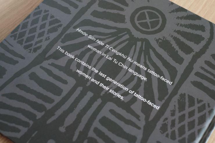 Lai Tu Chin Tattooed Women Hardcover - Back Cover