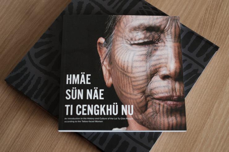 Lai Tu Chin Tattooed Women Softcover - Front