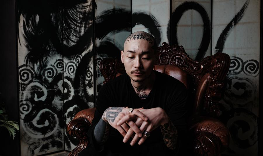 Apro Lee, Tattoo Artist, Korea