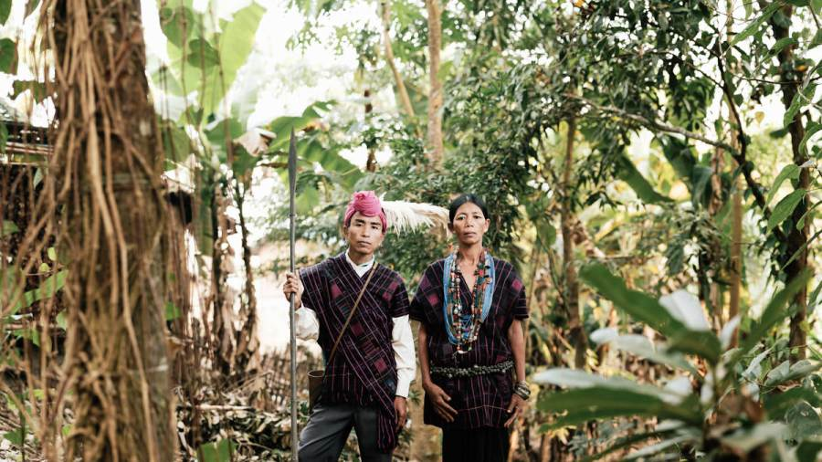 Ng'hang Couple