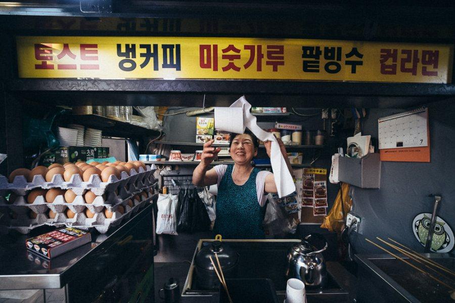Street Food - Seoul