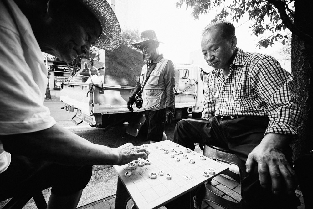Street Games - Seoul