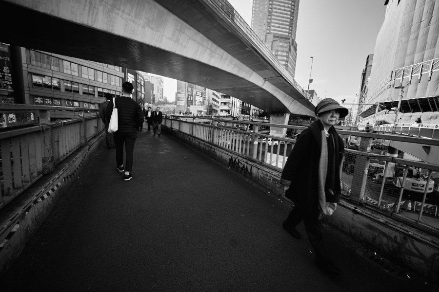 Overpass - Shibuya, Tokyo