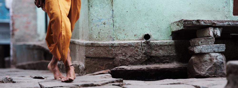 Varanasi Old City, Travel Photographer