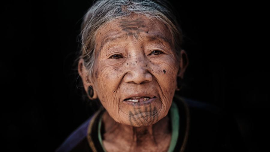 Gugu Naga Elder