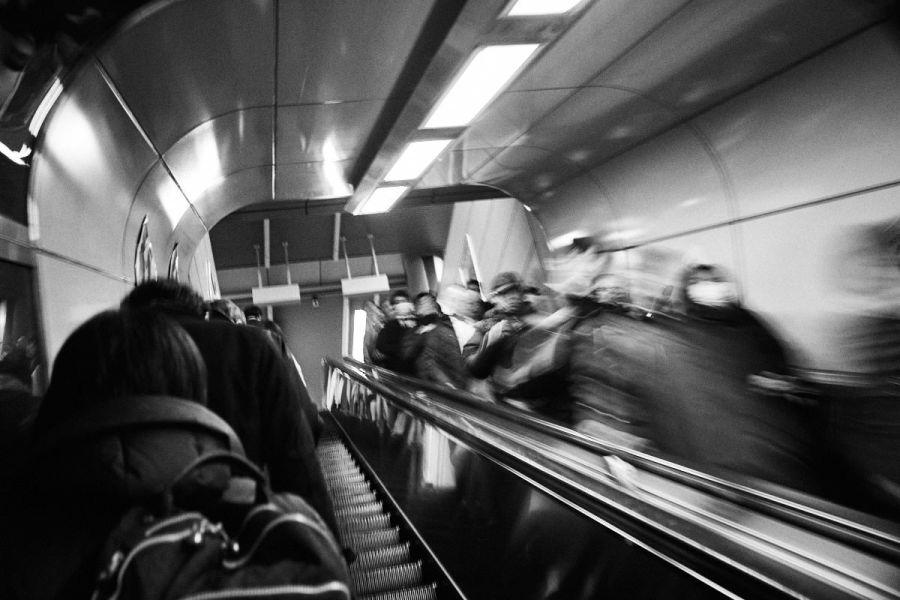 The Rush - Tokyo Trains