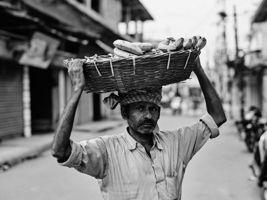Dibrugarh Banana Seller