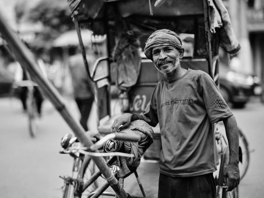 Trishaw Driver, Dibrugarh