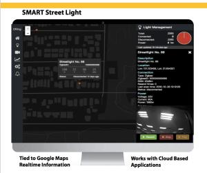 Industrial Networking Solution   Smart Cities   Smart Street Lights