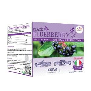 Black Elderberry Eldercraft