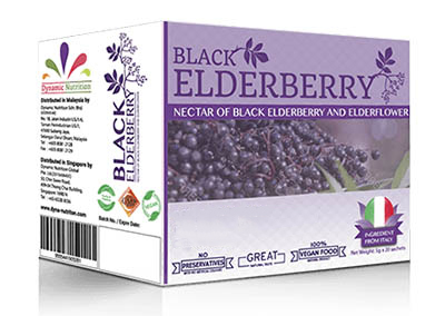 Black Elderberry Juice