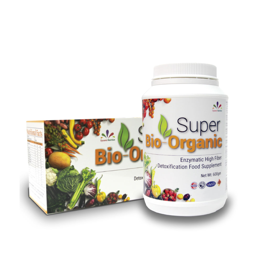 Super Bio-Organic