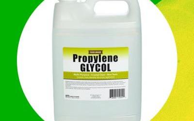 Propylene Glycol – The Chemical In Most Propolis Liquid Extract