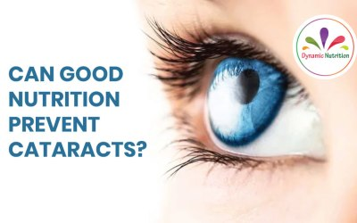Can Good Nutrition Prevent Cataracts?