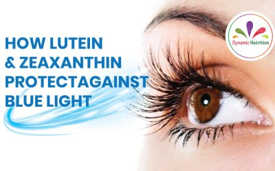 How Lutein and Zeaxanthin Protect against Blue Light