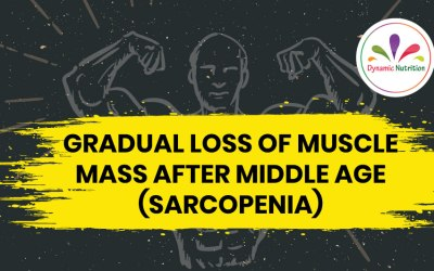 Gradual Loss Of Muscle Mass After Middle Age (Sarcopenia)