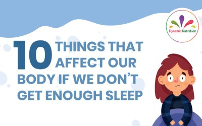 10 Things That Affect Our Body If We Don't Get Enough Sleep
