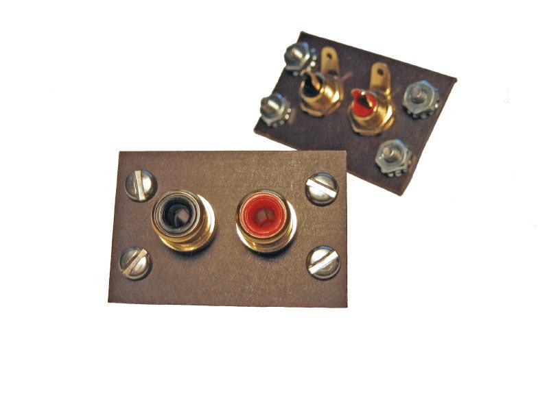 RCA JACKS ST-70 UPGRADE - Dynakit Parts