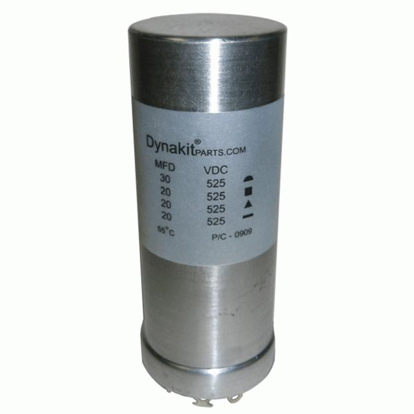 MULTI-SECTION CAPACITOR