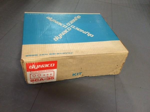 SCA-35 Kit in box