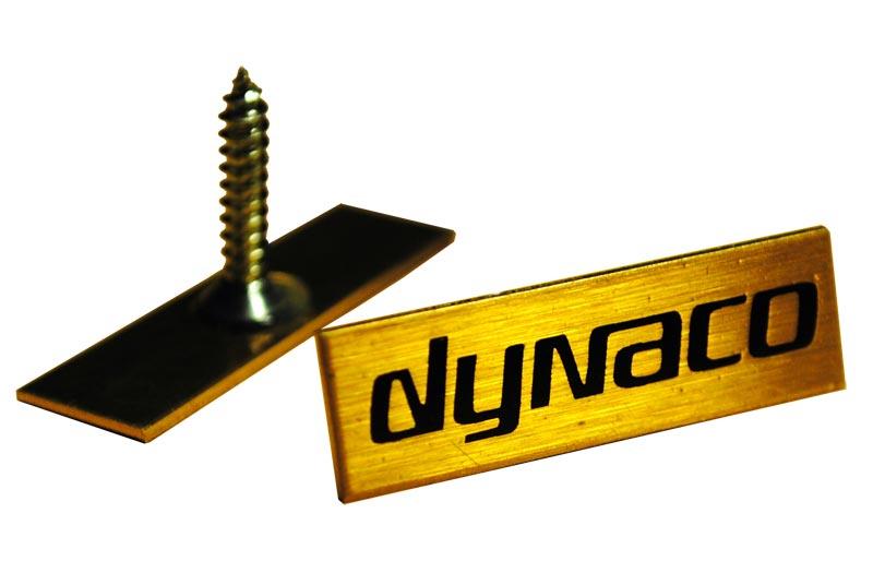 Dynaco Speaker Badges