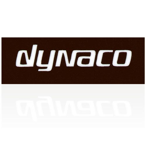 DYNACO LABEL (NOS) Brown