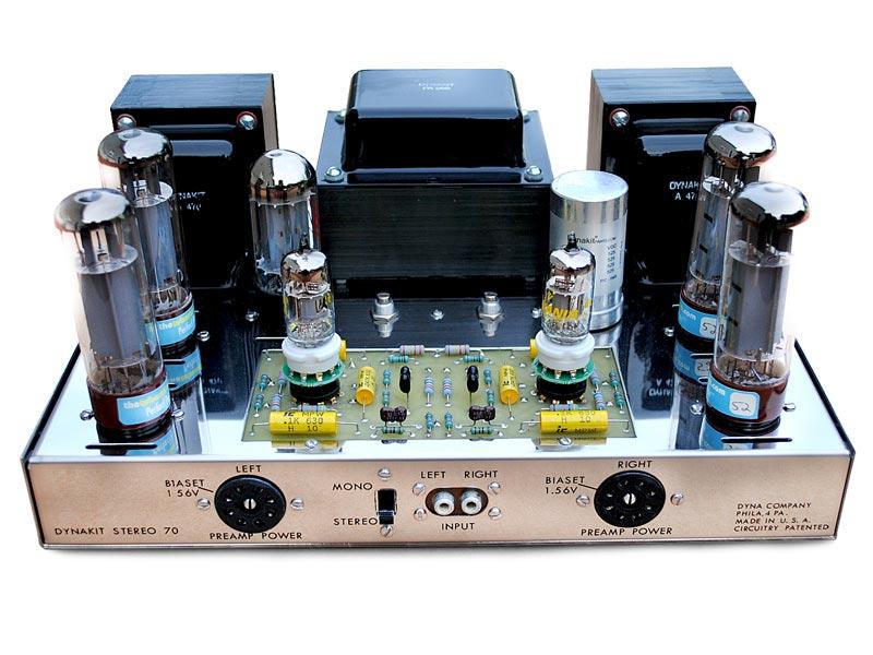 ST-70 KIT (120 VAC) - Dynakit Parts