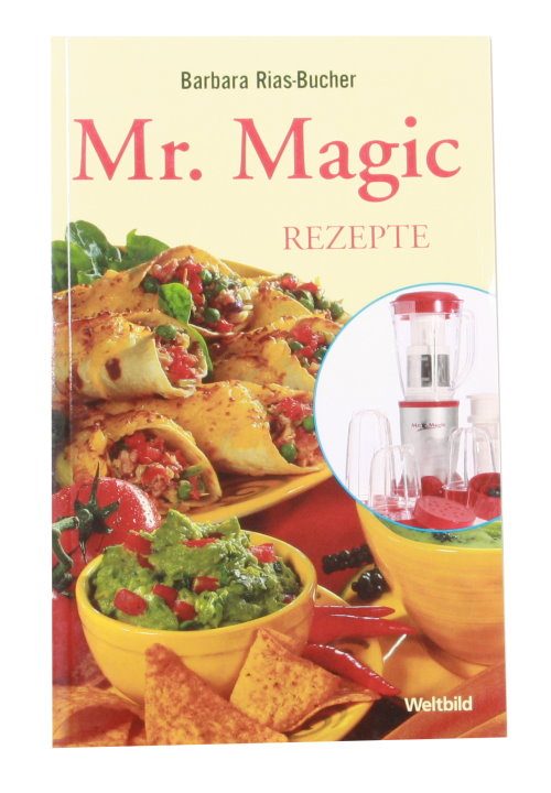 Mr Magic Küchenmaschine 2021