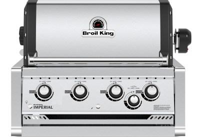 Nowość 2021 Grill gazowy do zabudowy Broil King Imperial S 470