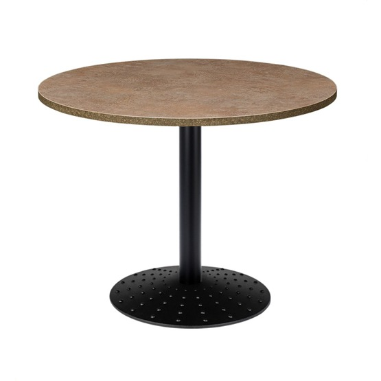Solitaire large table base