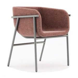 workplace furniture, armchairs, flora armchair, hotel furniture
