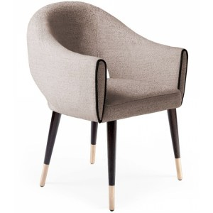 grace chair, armchairs, hotel furniture, restaurant furniture